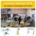 Concours National 2018 du meilleur Calorifugeur de France