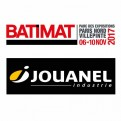 Jouanel Industrie Batimat 2017