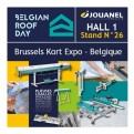 Belgian Roof Day Exhibition