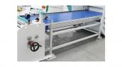 Table de transfert automatique - largeur 1000 mm