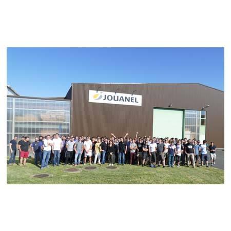 Reception chez Jouanel Industrie