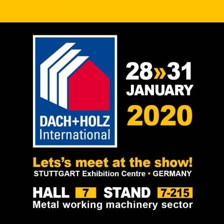 SALON DACH+HOLZ 2020