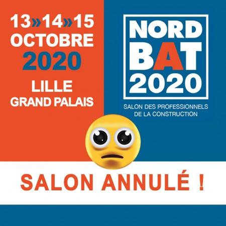 SALON NORDBAT LILLE 2020