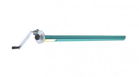 Accessoire à boudiner démultiplié 2 ml avec baguette Ø 18 mm