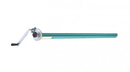 Accessoire à boudiner démultiplié avec baguette Ø 14 ou 16 mm (à préciser à la commande)