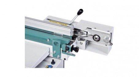 Baguetteuse électrique d'atelier 2,04 ml avec pédale (livrée avec bag ø 14 mm) - Detail1