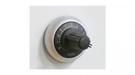 Bordeuse n°5 acier 1,2 mm vitesse variable à la pédale changement de sens par bo - Zoom potentiometre