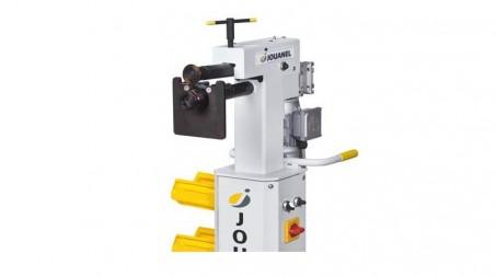 Bordeuse n°5 acier 1,2 mm vitesse variable à la pédale changement de sens par bo - Zoom