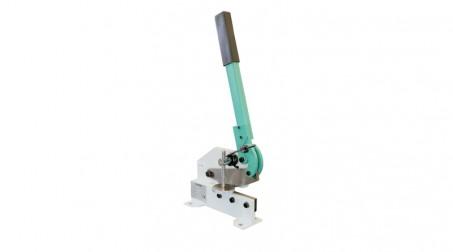 Cisaille à levier de 125x3 mm pour rond et tole