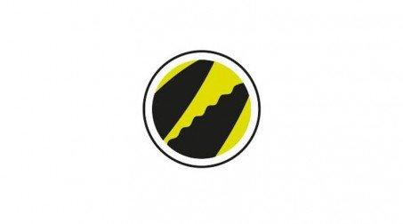 Cisaille à zinc universelle démultipliée avec lame de 75 mm, 300 mm - Logo Lames microdentelees