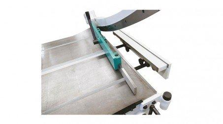 Cisaille à levier d'atelier CL1020-15C - Detail1