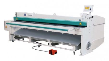 Cisaille électrique lg2050 x2mm avec butée arrière électrique CNC
