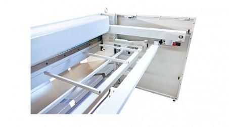 Cisaille électrique lg2050 x2mm avec butée arrière électrique CNC - Detail6