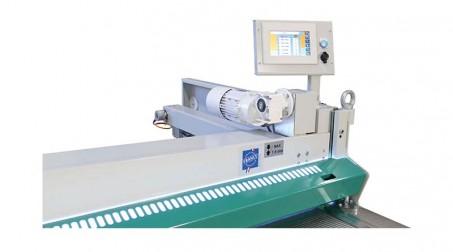 Cisaille électrique lg2050 x2mm avec butée arrière électrique CNC - Detail8