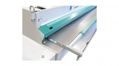 Cisaille électrique lg2050 x2mm avce Butée arrière manuelle à crémaillaire - Detail1
