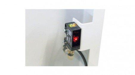 Cisaille électrique lg2050 x2mm avce Butée arrière manuelle commande avant - Detail7