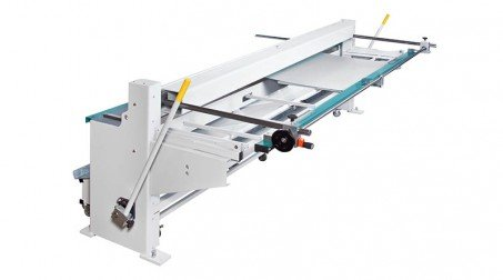 Cisaille guillotine d'atelier 1,05ml - acier 1,5 mm -butée arrière 750mm incluse - Detail6