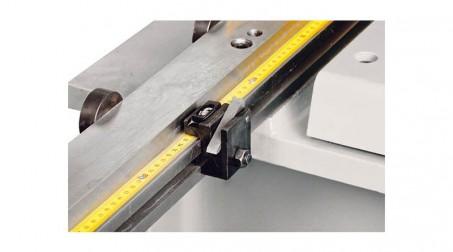 Cisaille hydraulique, 2 M x 4 mm, butée AR électrique 900 mm, contrôle numérique - detail2