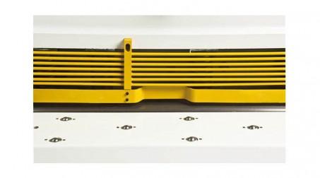 Cisaille hydraulique, 2 M x 4 mm, butée AR électrique 900 mm, contrôle numérique - detail1
