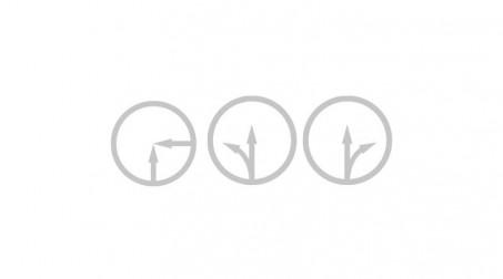Cisaille lyonnaise qualité supérieure, 270 mm - Logo QS Francais - Schemas sens cisaille