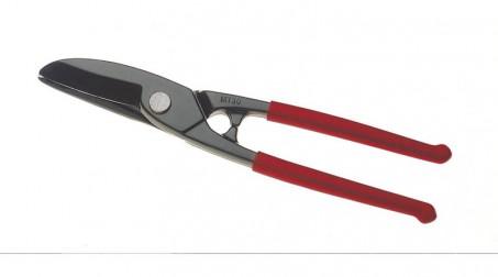 Cisaille universelle droite 1 lame étroite et 1 lame large, 270 mm, avec ressort