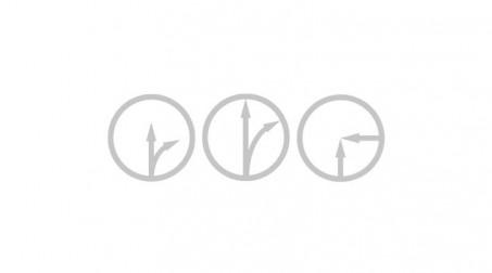 Cisaille universelle droite, 2 lames étroites QS, 270 mm, avec ressort - Schema sens cisailles