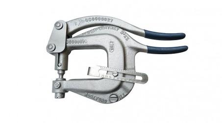 Coffret poinçonneuse avec 7 jeux de poinçons, col de cygne 70 mm, capacité selon - Detail1
