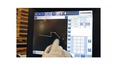 Commande numérique graphique dynamique - VueCN1