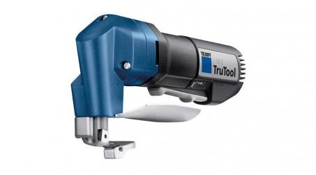 Découpe collerette élec - rayon 45 à 500 mm - acier 1,5 mm, livrée sans pied. - Machine Trumpf TRDS160-E