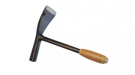Essette de charpentier, manche cuir - ESS25