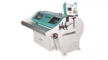 Ligne de coupe,refendage 1,25m x 1 mm,contrôle numérique.