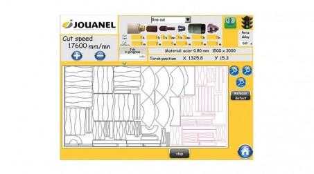 Logiciel JYL-BASIC pour table de découpe plasma