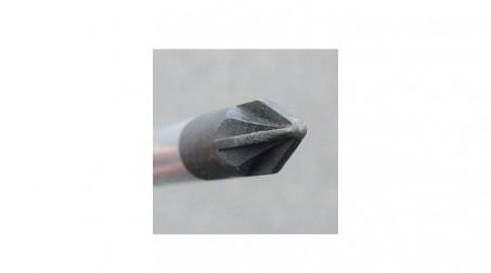 Lot de 6 tournevis fentes (3x75- 4x100 -5,5x125 -6,5x150mm) et Pozidriv PZ1, PZ2 - Detail1