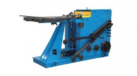 Machine à border et sertir les segments de coude Ø maxi 1250x1,2 mm