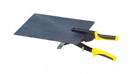 Pince à découper et à poinçonner l'ardoise  - lame 55 mm - Detail2