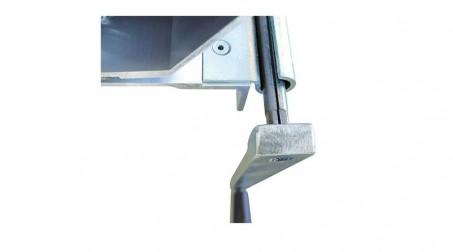 Plieuse manuelle de chantier PAL2040 - detail baguette