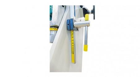 PVX3080-PPlieuse d'atelier à pince électrique 2.04 ml - acier 1.5 mm - Detail2