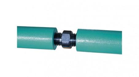 Plieuse d'atelier manuelle 2,04 ml avec pédale et leviers de desserrage - acier 1,2 mm (livrée avec règle de 15 mm) - Detail5