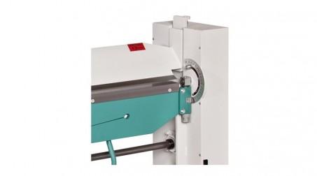 Plieuse d'atelier manuelle à desserrage automatique  2,04 ml (livrée avec règle de tablier de 15 mm) - Detail1