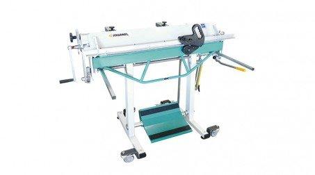 Plieuse manuelle PCX1020 - Machine1