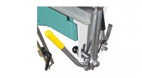 Plieuse manuelle PCX1020 - Detail2