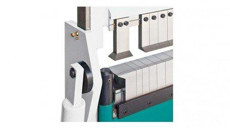 Plieuse manuelle à segments - Detail1