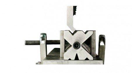 Presse-plieuse hydraulique 1,1 ml - 30 tonnes avec outils - Zoom Bloc Multive avec poincon