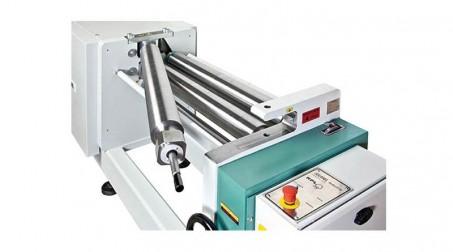Rouleuse avec entraînement électrique 1,05 ml - acier 2 mm - detail1