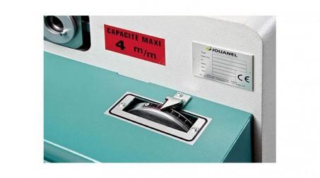 Rouleuse avec entraînement électrique 1,05 ml - acier 2 mm - detail2