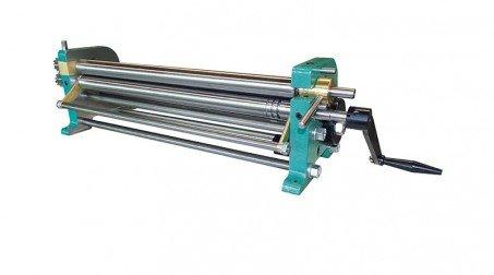 Rouleuse ds33 manuelle 510 x diam. 33 mm. cap. 0,6mm.