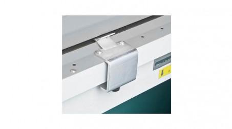Rouleuse électrique,lg 650 mm capacité 2 mm acier doux rouleaux diam  60 x 60 x - Detail3