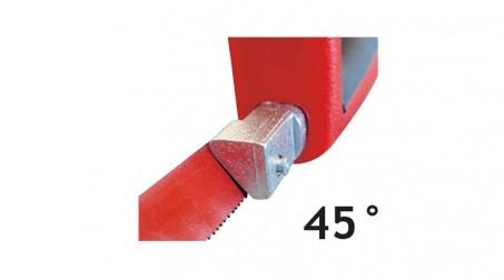 Scie à métaux 300mm, qualité supérieure, monture antichoc - Detail4
