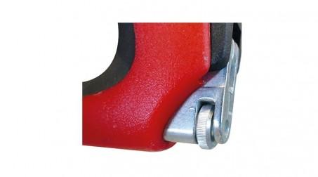 Scie à métaux 300mm, qualité supérieure, monture antichoc - Detail2