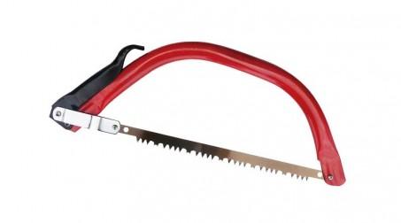 Scie combi 300 mm, 1 lame à métaux HSS 24 TPI , 1 lame à bûche denture américain